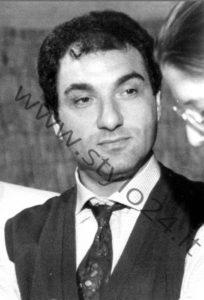 Il boss, ora pentito, Salvatore Giuliano