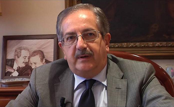 Luigi Riello, procuratore generale di Napoli