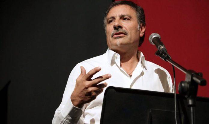 Il candidato del Pd, Nicola Oddati