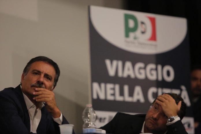 Nicola Oddati, candidato alla segreteria provinciale del Pd