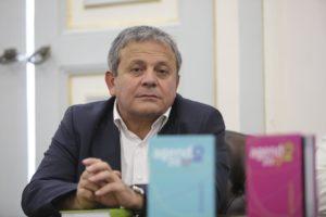 Sergio D'Angelo, commissario Abc
