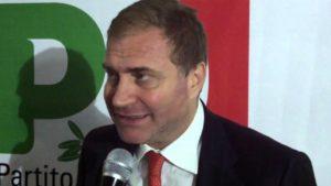 Stefano Graziano, presidente campano del Partito Democratico