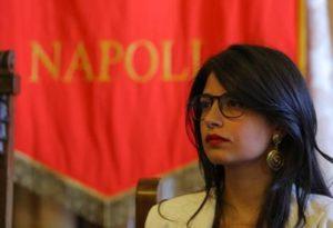 Alessandra Sardu, assessore alla Trasparenza e all'efficienza del Comune di Napoli