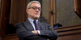 Giovanni Melillo, procuratore della Repubblica di Napoli