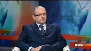 Giuseppe Dezzani ospite al Tg5