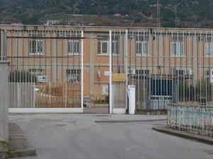 Il carcere di Salerno