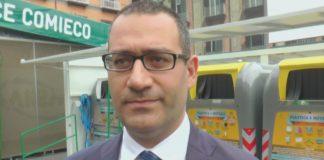 L'amministratore di Asìa, Francesco Iacotucci