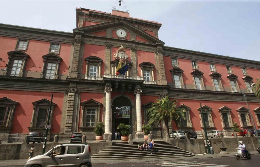 Museo Archeologico Nazionale.Record Al Museo Archeologico Nazionale 500mila Visitatori