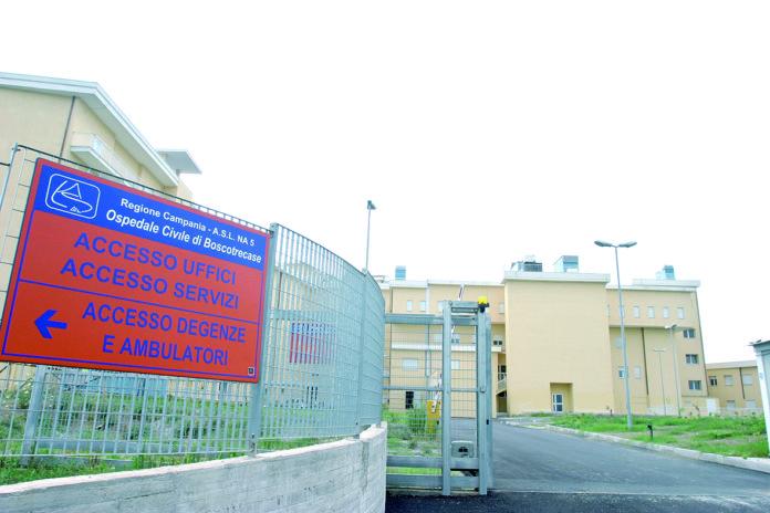 L'ospedale di Boscotrecase