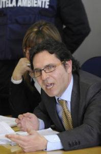 Il pm Raffaello Falcone