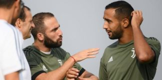 Benatia: Higuain fa meno gol, ma alla Juve vince. A Napoli, no