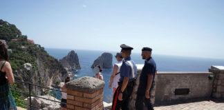 capri carabinieri