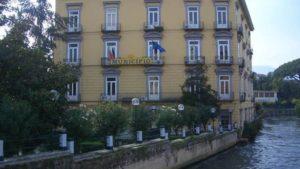 Il Municipio di Scafati