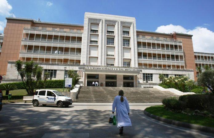 L'ospedale Monaldi