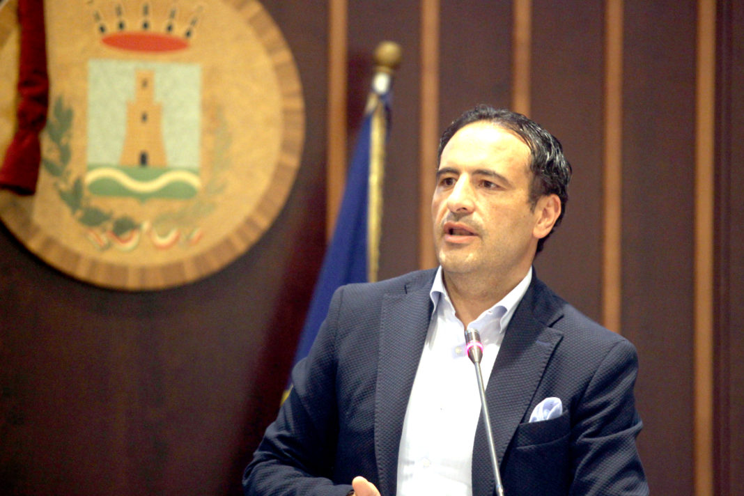 L'ex sindaco di Scafati arrestato mentr'era solo in casa