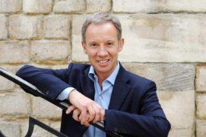 Sylvain Bellenger, direttore del Museo e Real Bosco di Capodimonte