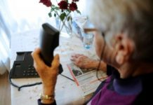 Truffa telefonica anziani