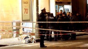 rapinatore ucciso Frattamaggiore