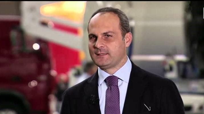 Pasquale Russo, Direttore generale di Confcommercio Campania