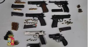 Clan camorra droga traffico armi