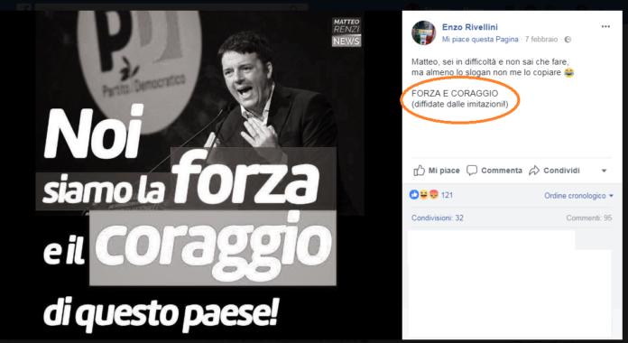 enzo rivellini candidato senato facebook