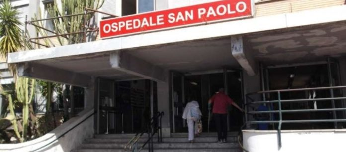 L'ospedale San Paolo di Napoli