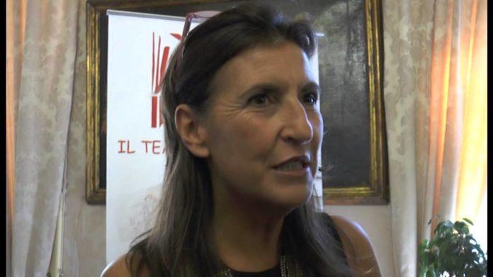 L'assessore alla Scuola del Comune di Napoli Annamaria Palmieri