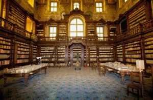 La Biblioteca dei Girolamini