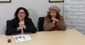 Valentina Perillo e Anna Sommella