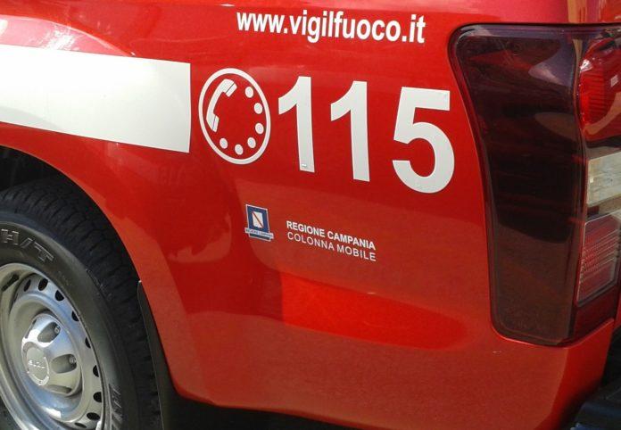 Vigili del fuoco Regione Campania straordinari non pagati