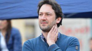 Michele Cammarano, consigliere regionale campano del Movimento 5 Stelle