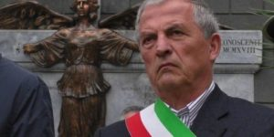L'ex sindaco di Trentola Ducenta, Michele Griffo