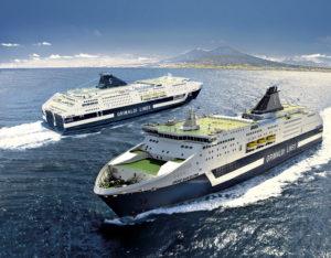 La Cruise Roma e la Cruise Barcellona