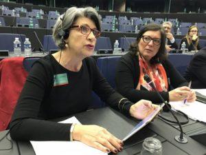 Le consigliere regionali del Movimento 5 Stelle Valeria Ciarambino e Maria Muscarà