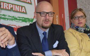 Sabino Morano, leader del movimento civico Primavera Irpinia