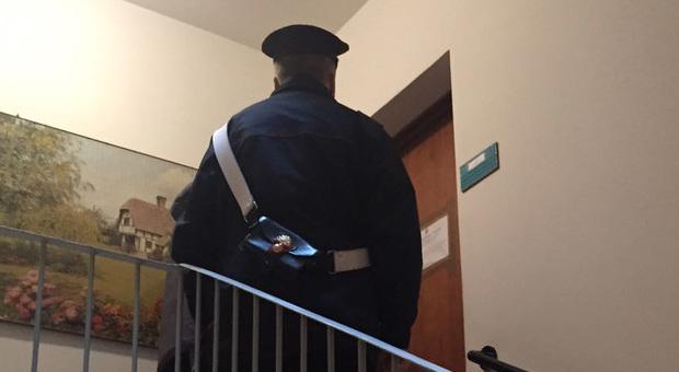 carabinieri casa