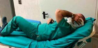 Paziente picchia a sangue medici Ospedale Pellegrini