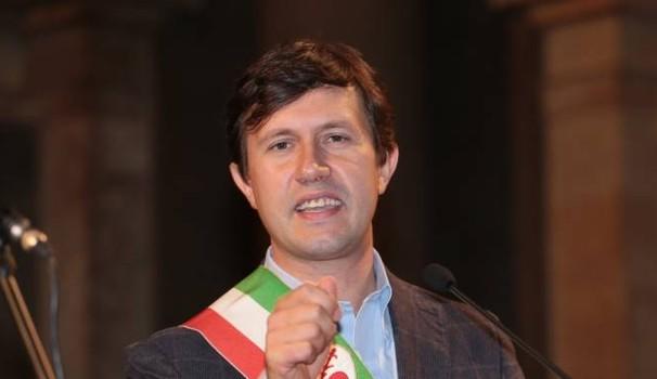 Il sindaco di Firenze, Dario Nardella