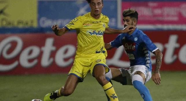 Calciomercato Napoli Sofian Kiyine