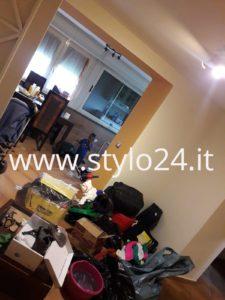 L'appartamento di Via Roma a Ercolano