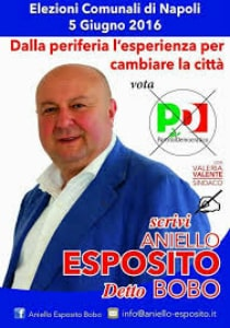 Pd Napoli candidature false