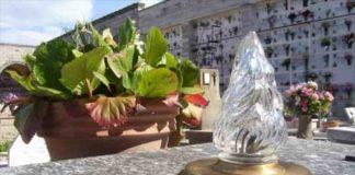 luci votive cimiteriali