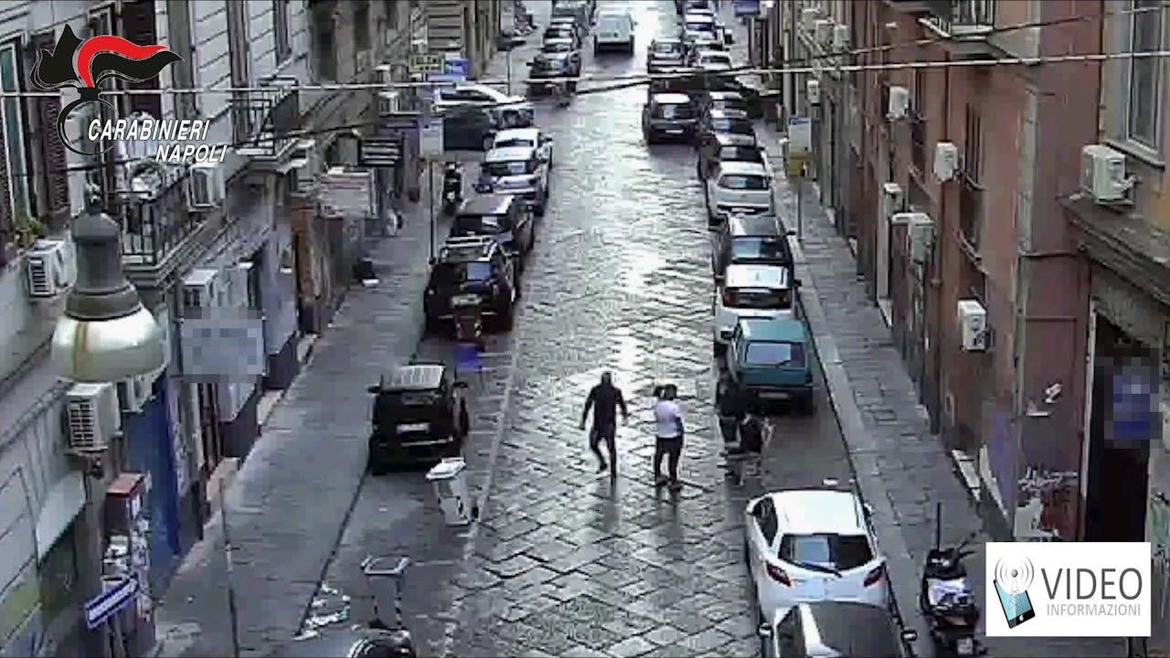 Via Sedile Di Porto.Preso L Ultimo Estorsore Della Banda Dei Parcheggiatori