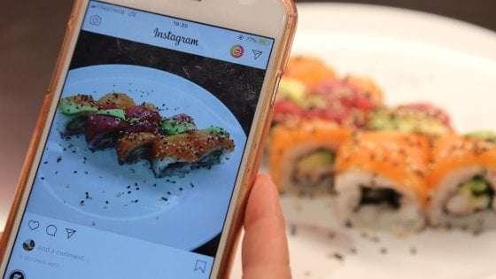 Pagare ristorante follower Instagram