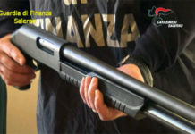 Il fucile a pompa di Gianluca La Marca