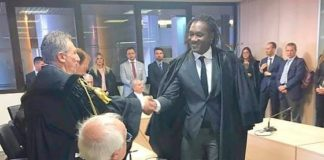 Hilarry Sedu, neo consigliere dell'Ordine degli avvocati di Napoli