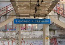 La stazione Circum di San Giorgio a Cremano