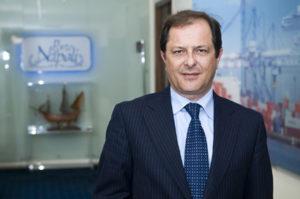 L'ex segretario dell'Autorità portuale di Napoli, Emilio Squillante
