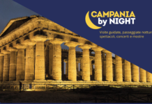 Campania by night 2019