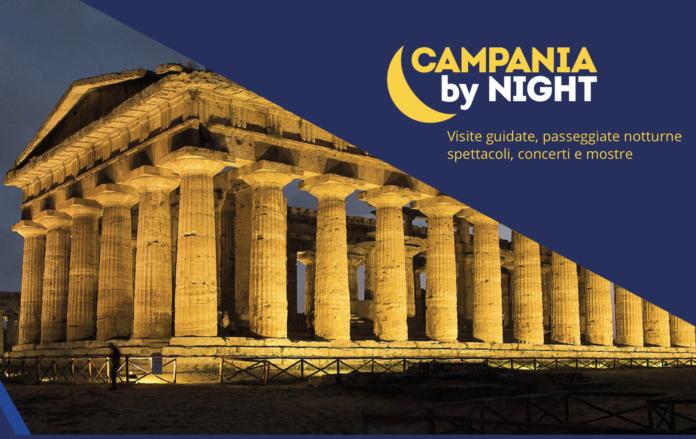 Campania by night 2019